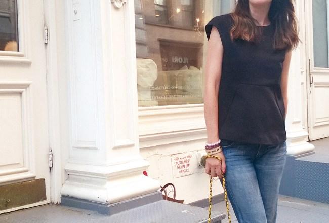 Zara-black-suede-shoes