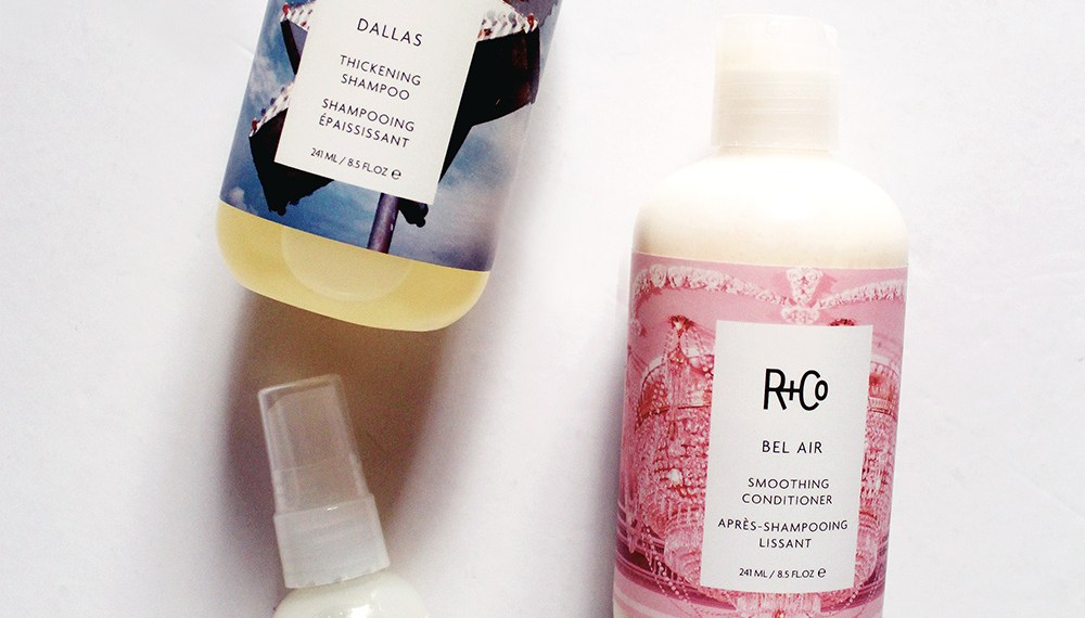 R+CO a Delicious Scented Way to Care for Your Hair