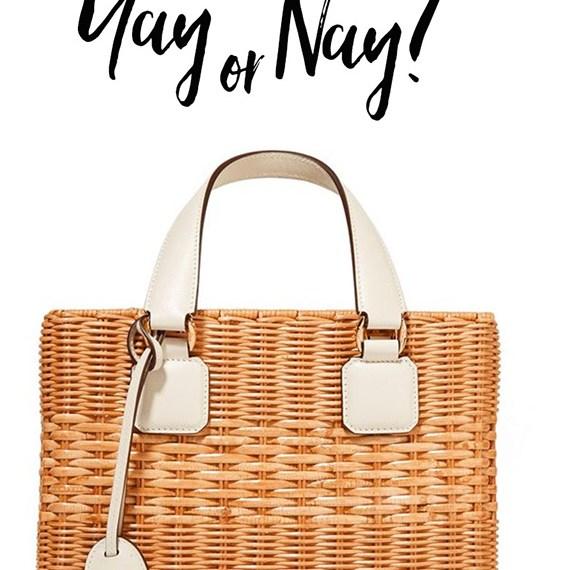 The Basket Bag Yay or Nay?
