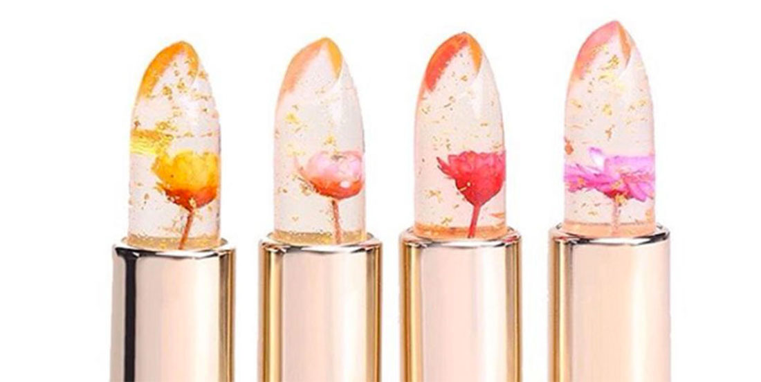 Jelly Floral Lipstick from Kailijumei—a gorgeous treat for your lips