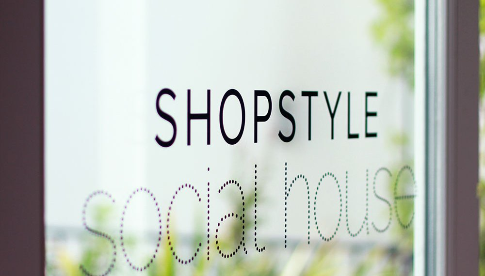 Shop Style Social House Event Across the pond in Paris