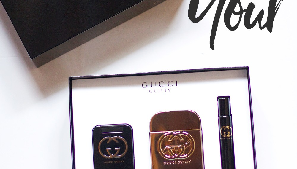 Don't feel guilty it's gucci–get your gucci on