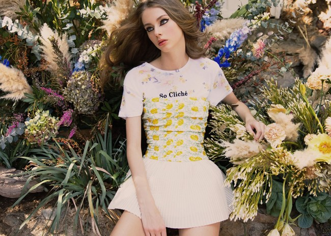 Today we are looking at Wild Foxe's summer 2017 Starlet lookbook. Similar in vibe to Nasty Gal but decidedly less rock and roll