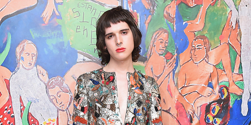 MODEL BEHAVIOR—HARI NEF