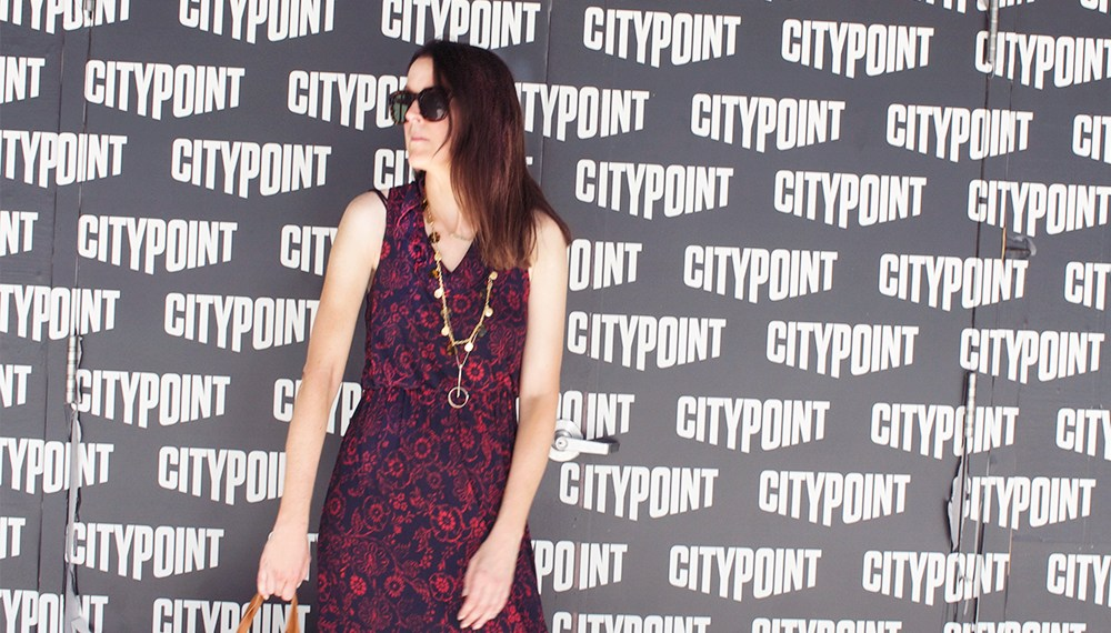 City Point A Day out in Brooklyn in a Loft Maxi