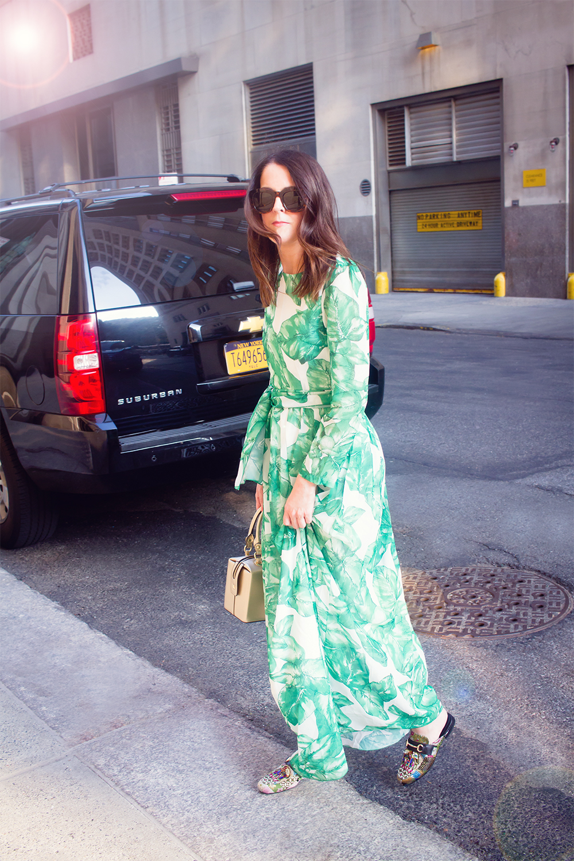 Shein-long-leaf-dress