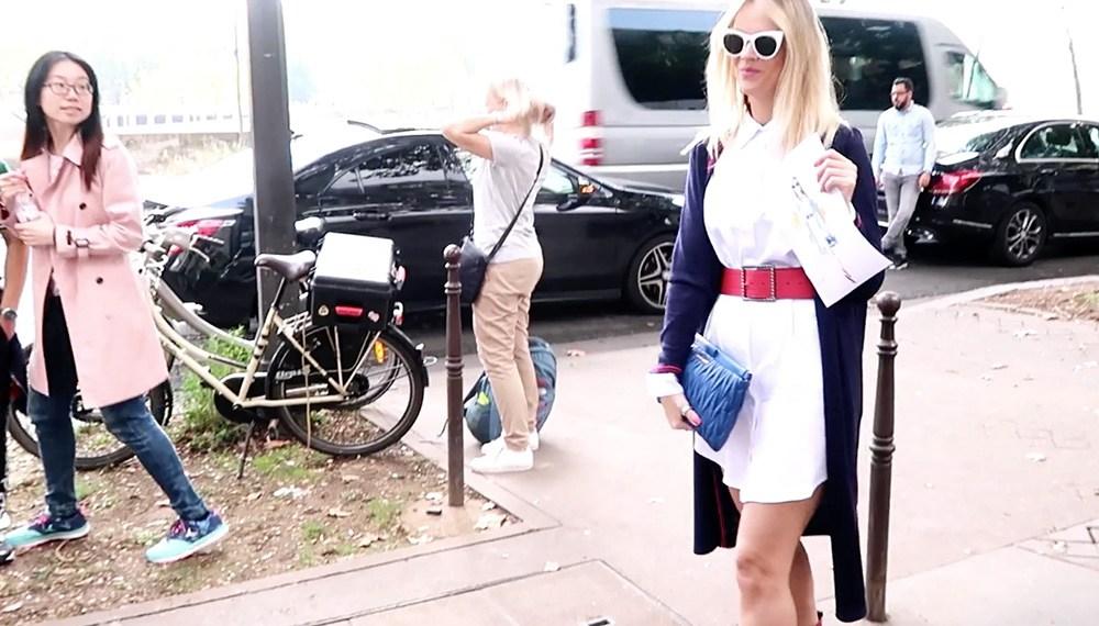 Paris Vlog #2 2017 Fashion Week in Paris, come along!