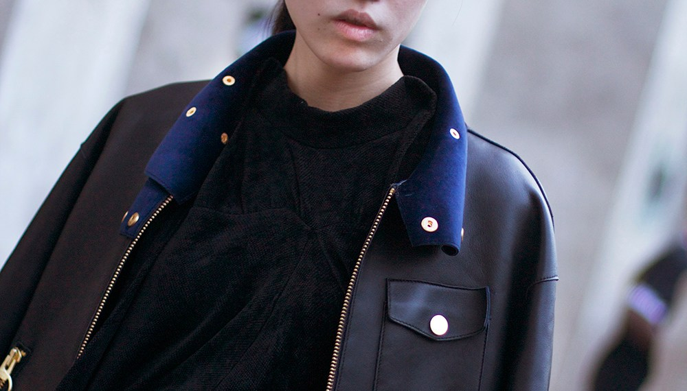 PFW Street style rick owens part two and final PFW Post