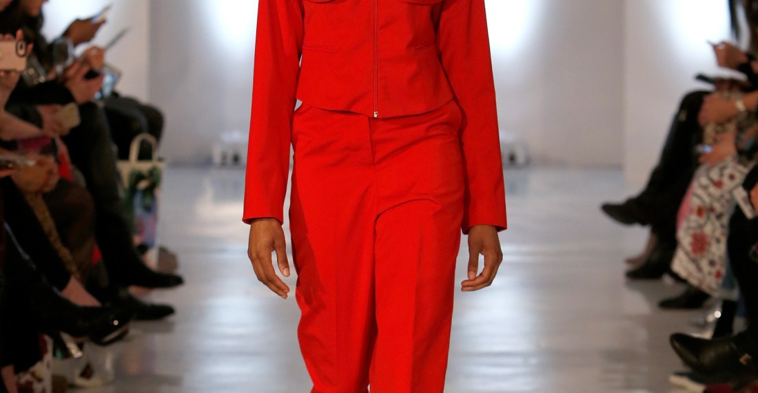 Colour by nandi madida for the oxford shows at NYFW