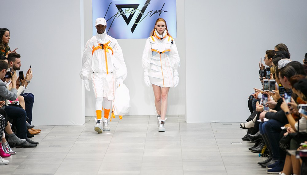 Seven Crash fall 2018 for the nolcha shows for NYFW