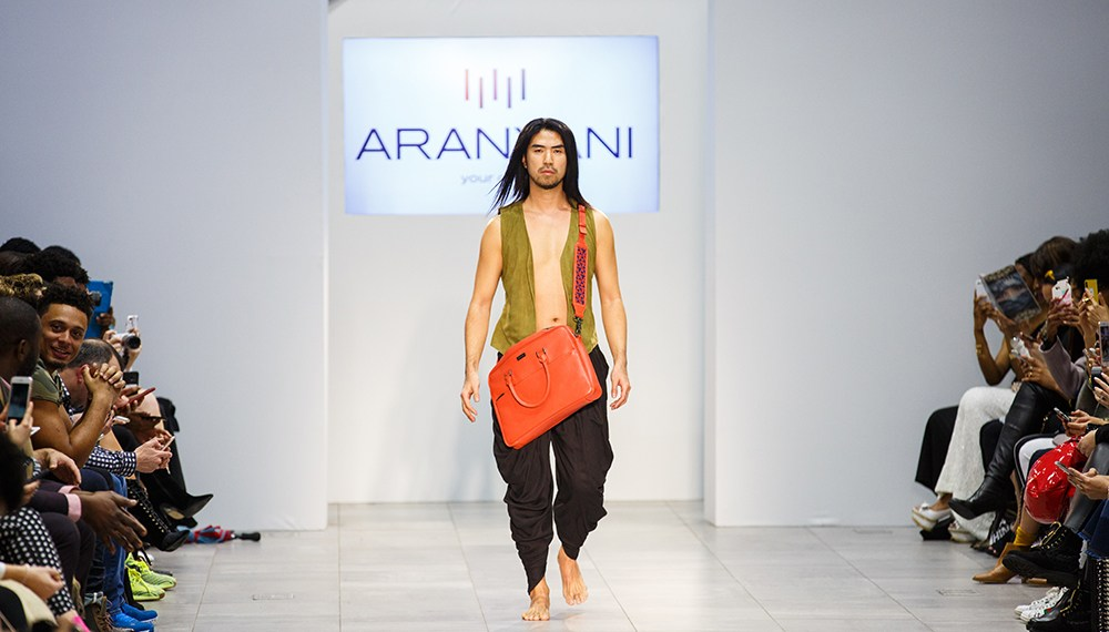 ARANYANI-NOLCH SHOWS FALL 2018