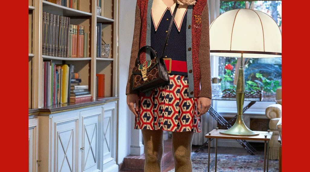 GUCCI PRE-FALL 2018 FOR LOOKBOOK FRIDAY