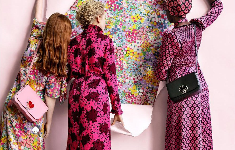 KATE SPADE SPRING SUMMER 2019 FOR LOOKBOOK FRIDAY