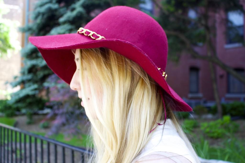 College Fashionista Summer Street Style