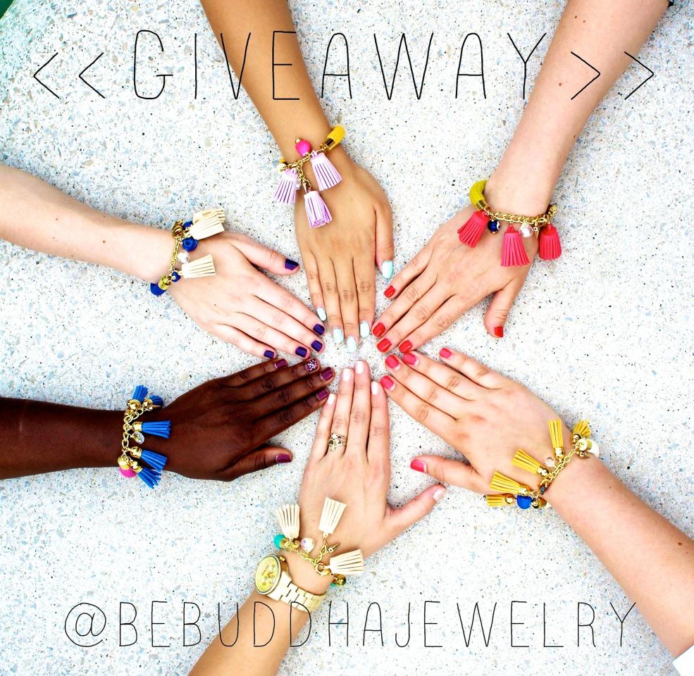 Win a One-of-a-Kind Bracelet by BeBuddha