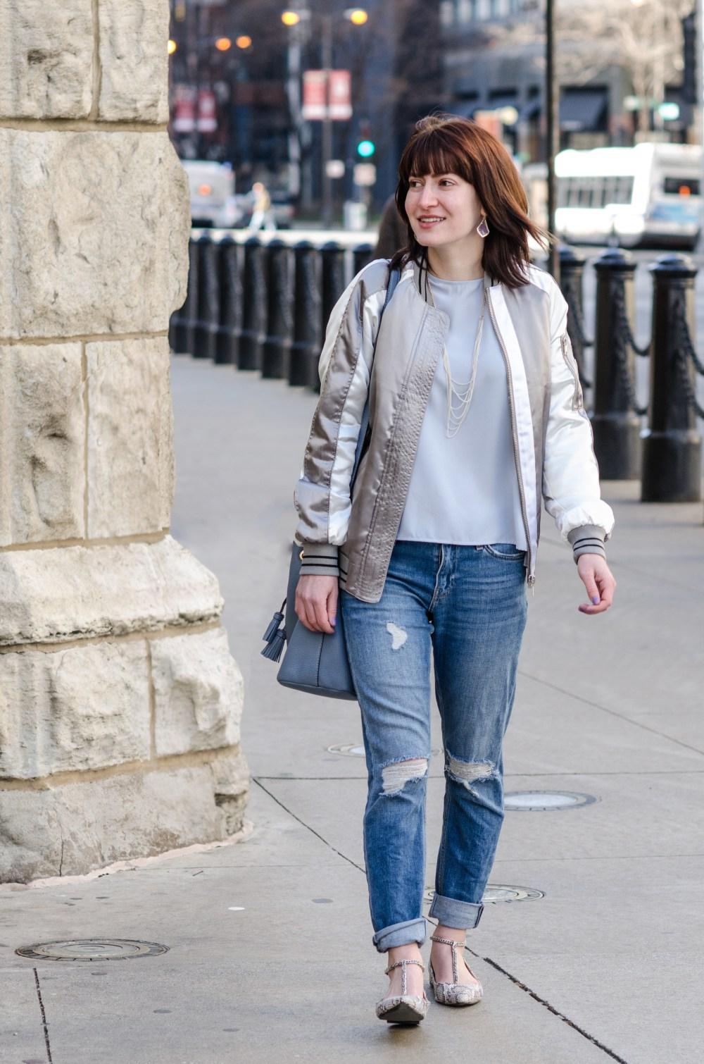 The Comfiest Topshop Boyfriend Jeans