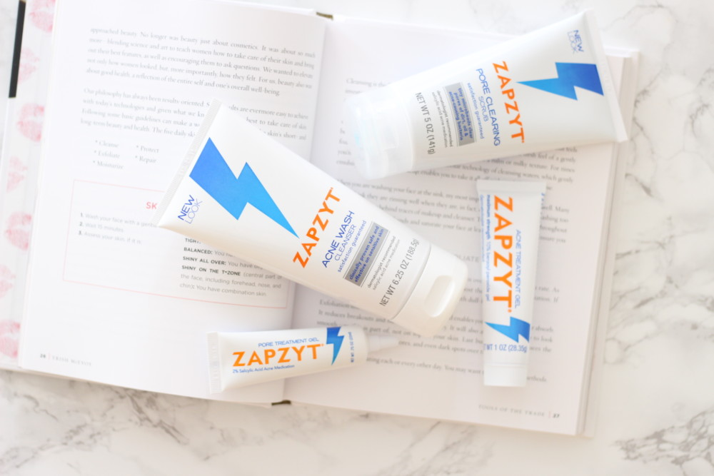 5 Tips for Beating Adult Acne with ZAPZYT