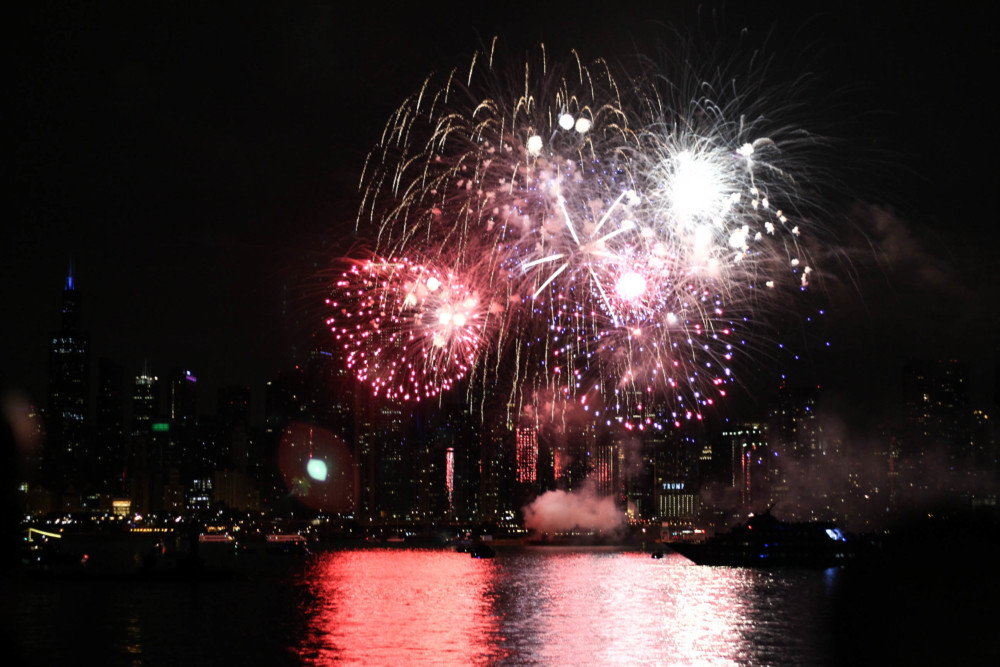 Odyssey's See Sparks Fly Fireworks Cruise