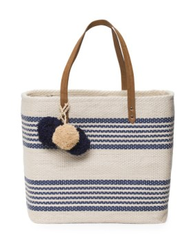 Knockoff Straw Tote