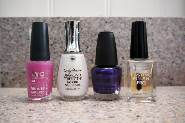 #RadiantOrchid-nail-polish