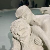 Biting masquerade and compassion - Kara Walker's Fons Americanus