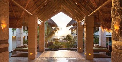 Azul Beach lobby