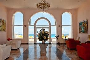 Casa Turquesa lobby view