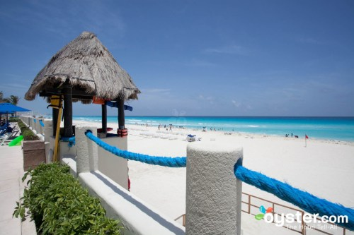 Occidental Tucancun beach