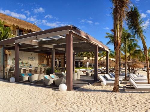 Catalonia Yucatan Beach Pure Chill Out Bar