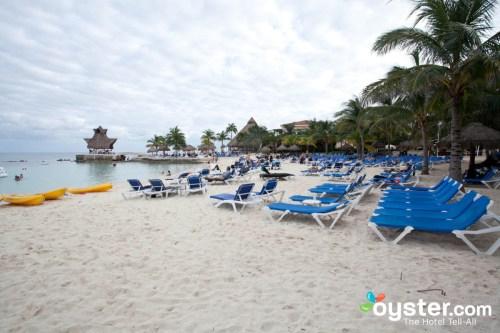 Dreams Puerto Aventuras beach