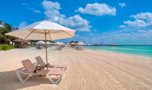 El Dorado Maroma beach