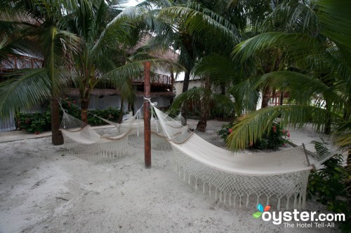 El Dorado Maroma grounds