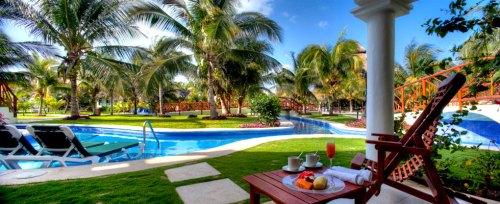 El Dorado Royale grounds