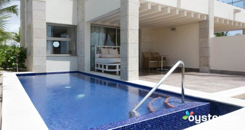 Beloved Playa Mujeres Terrace Suite with Plunge Pool