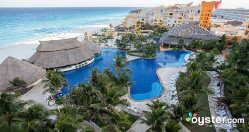 Fiesta Americana Condesa Cancun pool area