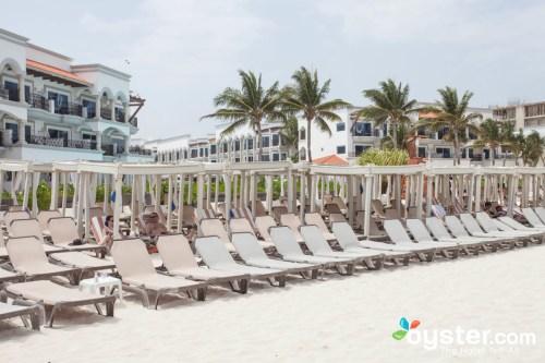 THE Royal Playa del Carmen beach