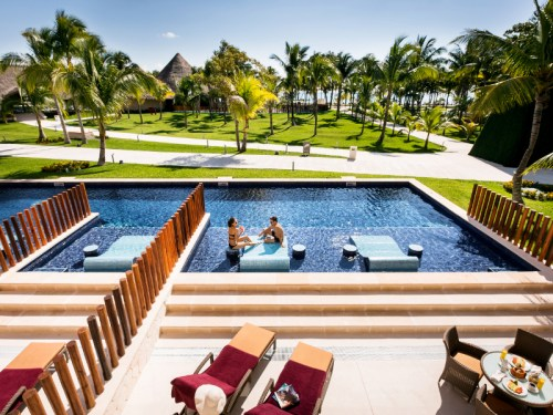 Barcelo Maya Caribe Suite Swim-Up