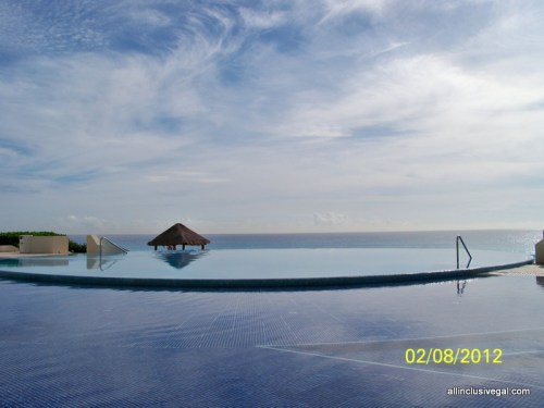 Live Aqua Cancun pools