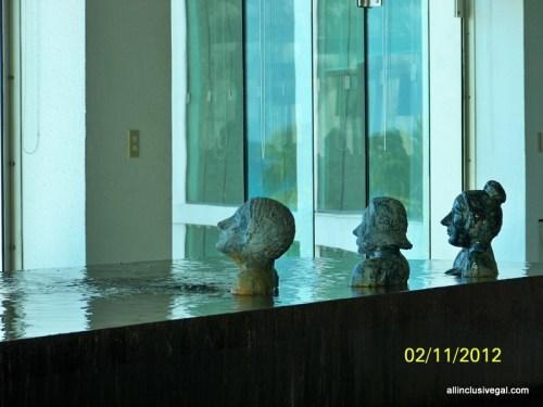 Live Aqua Cancun lobby