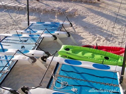 Riu Palace Las Americas water sports
