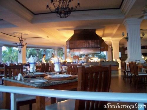 Riu Palace Las Americas El Romero restaurant