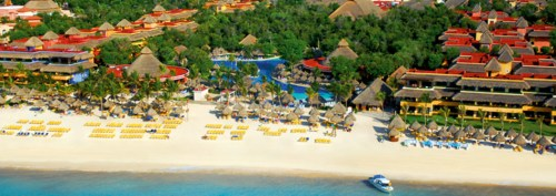 Iberostar aerial view, courtesy Iberostar Resorts