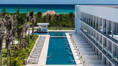 Platinum Yucatan Princess swimouts