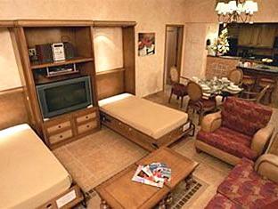 The Royal Haciendas living room