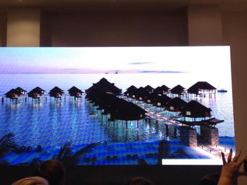 El Dorado Maroma Overwater Palafitos project plan