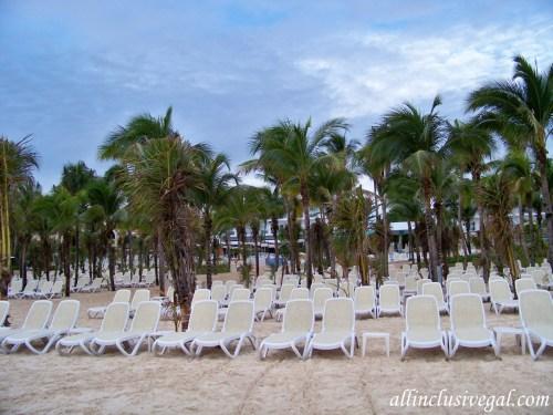 Riu Playacar beach