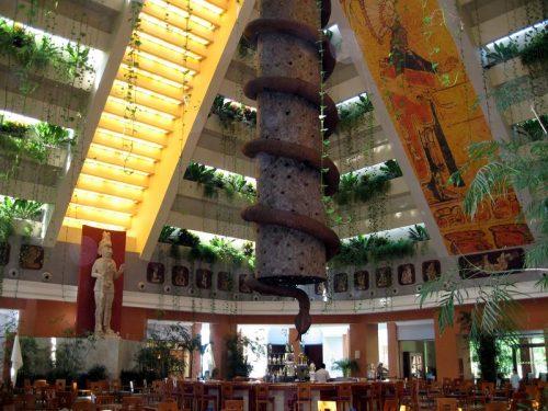 Iberostar Paraiso Maya lobby bar