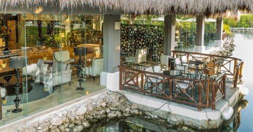 The Royal Suites Yucatan pontoon access