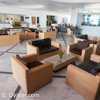 Sunset Royal Beach Resort lobby