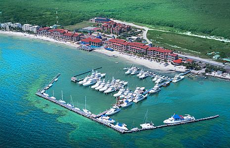 All Ritmo Cancun Resort and Waterpark aerial view